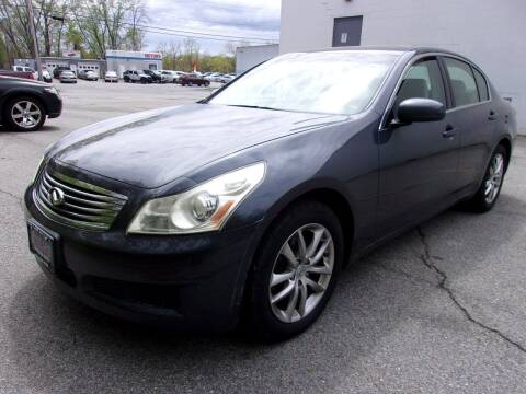 2007 Infiniti G35 for sale at Top Line Import of Methuen in Methuen MA