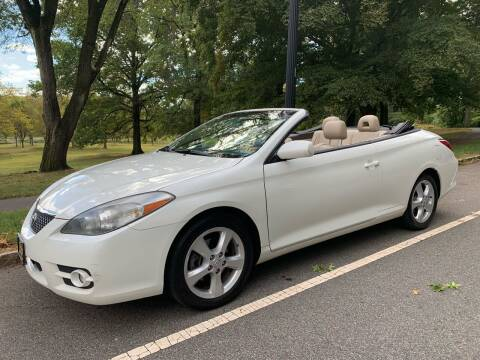 2007 Toyota Camry Solara for sale at Rallye  Motors inc. in Newark NJ