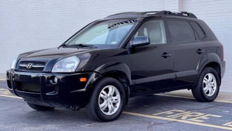 2006 Hyundai Tucson for sale at Carland Auto Sales INC. in Portsmouth VA