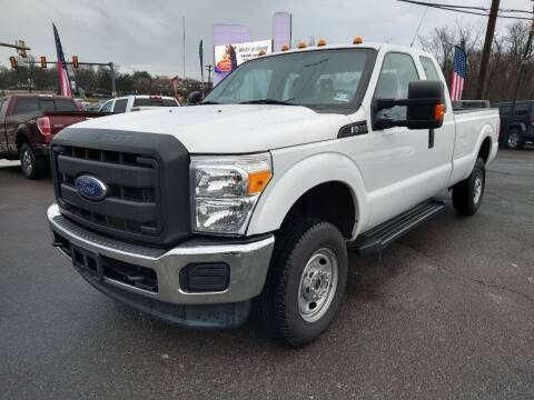 2015 Ford F-250 Super Duty for sale at P J McCafferty Inc in Langhorne PA