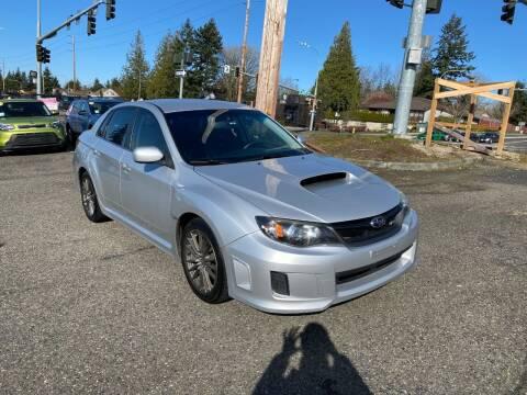 2011 Subaru Impreza for sale at KARMA AUTO SALES in Federal Way WA