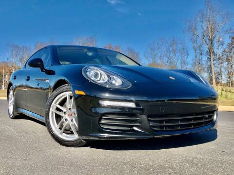 2014 Porsche Panamera for sale at El Camino Auto Sales in Sugar Hill GA