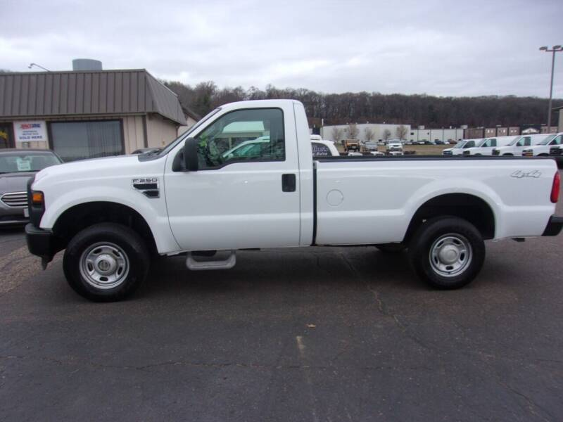 2010 Ford F-250 Super Duty for sale at Welkes Auto Sales & Service in Eau Claire WI