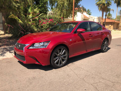 2013 Lexus GS 350 for sale at Arizona Hybrid Cars in Scottsdale AZ