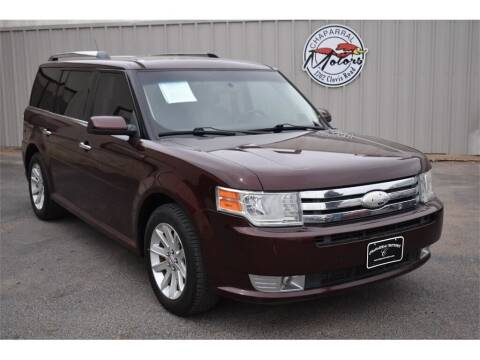 2012 Ford Flex for sale at Chaparral Motors in Lubbock TX