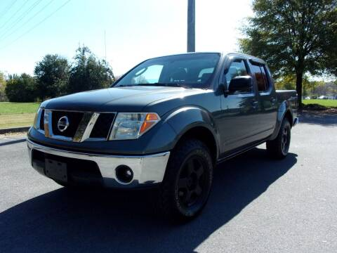2005 Nissan Frontier for sale at Unique Auto Brokers in Kingsport TN