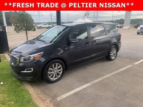 2020 Kia Sedona for sale at TEX TYLER Autos Cars Trucks SUV Sales in Tyler TX