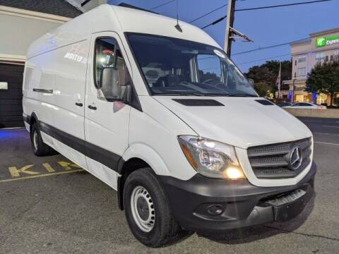 2018 Mercedes-Benz Sprinter Cargo for sale at EMG AUTO SALES in Avenel NJ