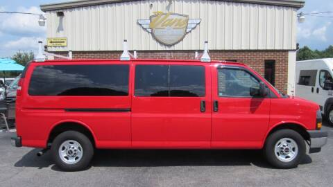 2018 GMC Savana Cargo for sale at Vans Of Great Bridge in Chesapeake VA