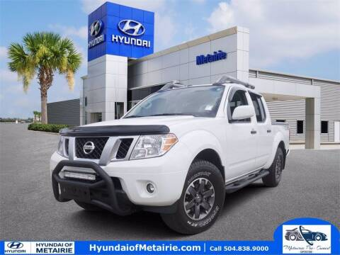 2019 Nissan Frontier for sale at Metairie Preowned Superstore in Metairie LA