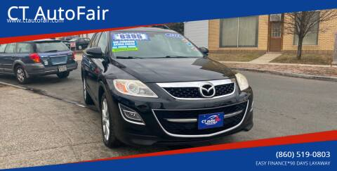 2011 Mazda CX-9 for sale at CT AutoFair in West Hartford CT