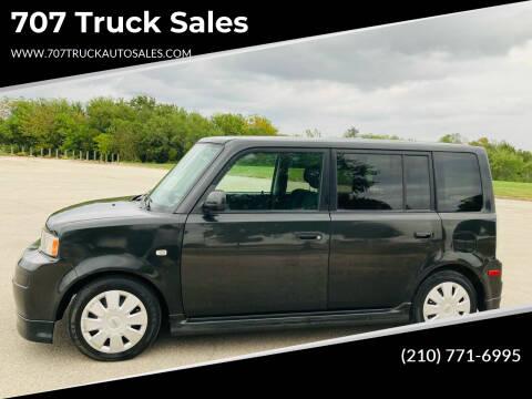 2006 Scion xB for sale at 707 Truck Sales in San Antonio TX