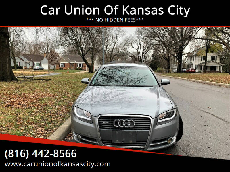2006 Audi A4 for sale at Car Union Of Kansas City in Kansas City MO