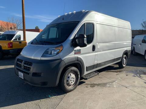 2018 RAM ProMaster Cargo for sale at Best Buy Quality Cars in Bellflower CA