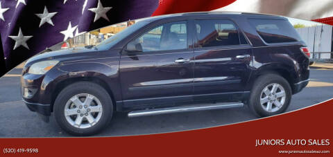 2008 Saturn Outlook for sale at Juniors Auto Sales in Tucson AZ