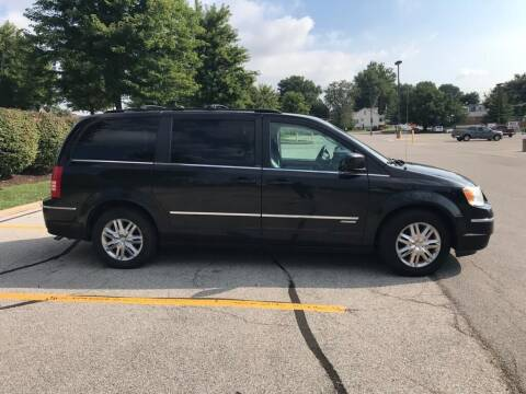 2010 Chrysler Town and Country for sale at Auto Nova in Saint Louis MO