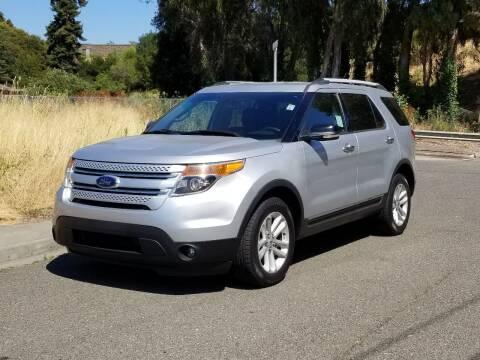 2013 Ford Explorer for sale at Gateway Motors in Hayward CA