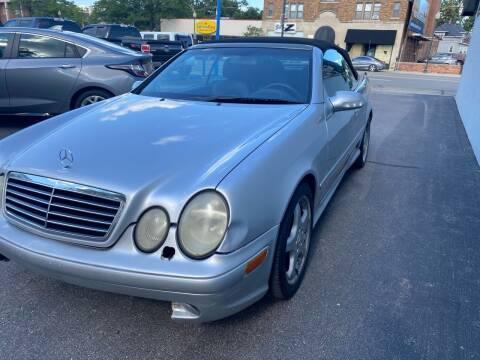 2002 Mercedes-Benz CLK for sale at H C Motors in Royal Oak MI