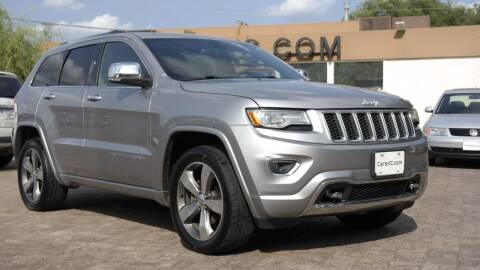 2014 Jeep Grand Cherokee for sale at Cars-KC LLC in Overland Park KS