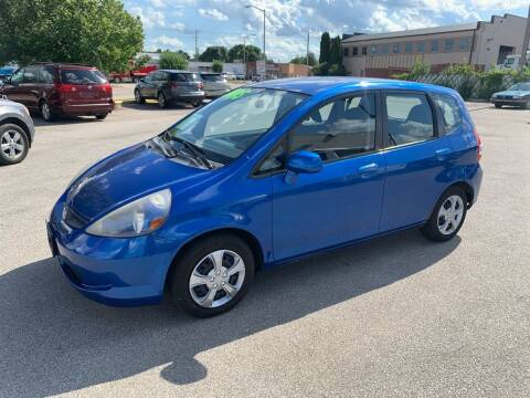 2007 Honda Fit for sale at Fairview Motors in West Allis WI