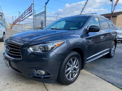 2014 Infiniti QX60 for sale at The PA Kar Store Inc in Philladelphia PA