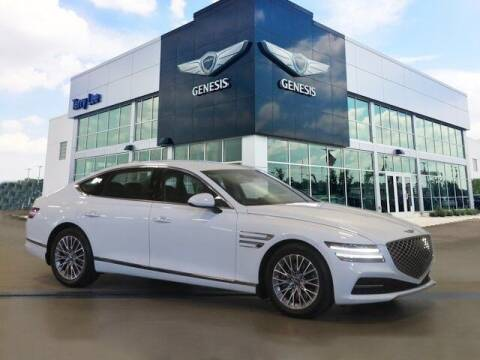 2022 Genesis G80 for sale at Terry Lee Hyundai in Noblesville IN