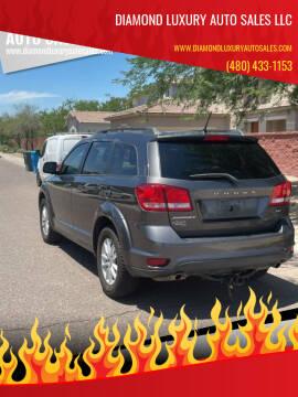 2015 Dodge Journey for sale at DIAMOND LUXURY AUTO SALES LLC in Phoenix AZ