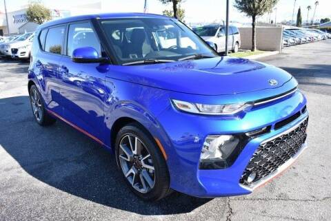 2020 Kia Soul for sale at DIAMOND VALLEY HONDA in Hemet CA