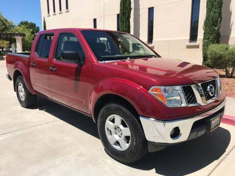 2006 Nissan Frontier for sale at Auto King in Roseville CA