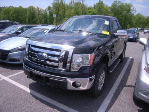 2010 Ford F-150 for sale at Cj king of car loans/JJ's Best Auto Sales in Troy MI