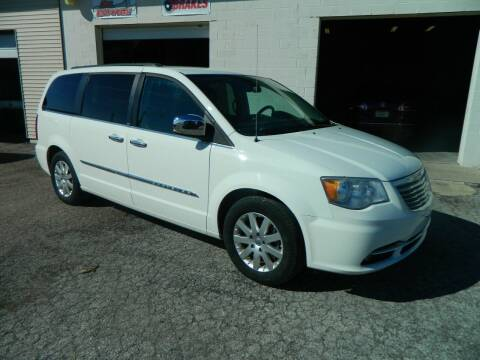 2012 Chrysler Town and Country for sale at Pro Auto Sales in Flanagan IL