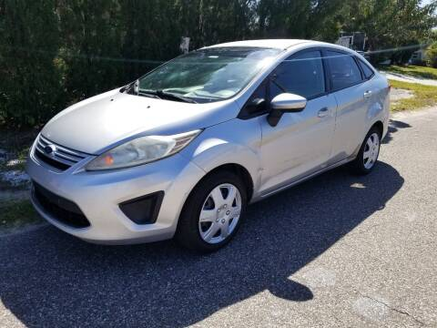 2011 Ford Fiesta for sale at Low Price Auto Sales LLC in Palm Harbor FL