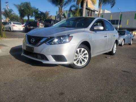 2019 Nissan Sentra for sale at GENERATION 1 MOTORSPORTS #1 in Los Angeles CA