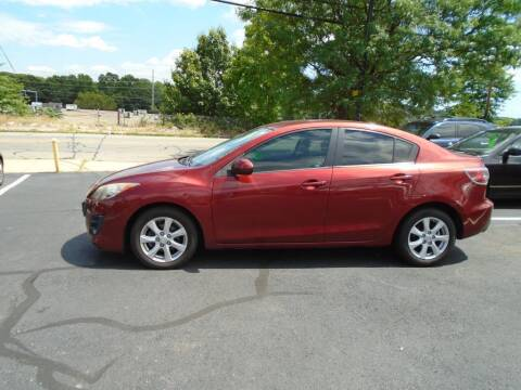 2010 Mazda MAZDA3 for sale at Gemini Auto Sales in Providence RI