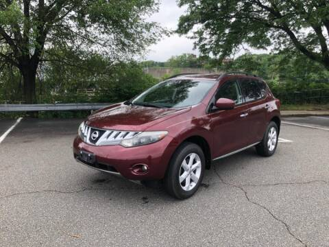 2009 Nissan Murano for sale at Cars With Deals in Lyndhurst NJ