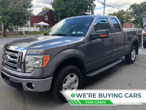 2011 Ford F-150 for sale at Sugg Motorcar Co in Boyertown PA