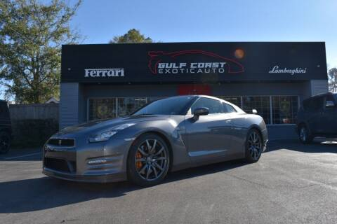 2013 Nissan GT-R for sale at Gulf Coast Exotic Auto in Biloxi MS