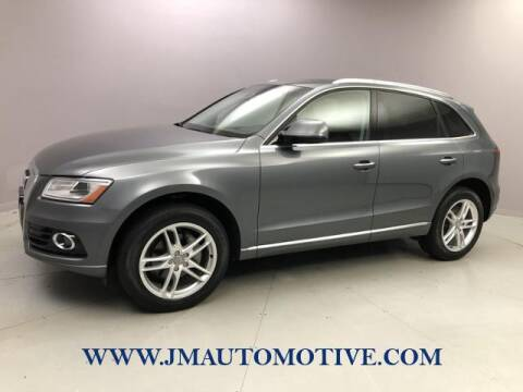 2017 Audi Q5 for sale at J & M Automotive in Naugatuck CT