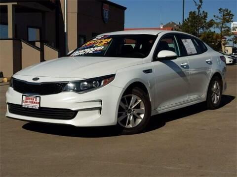 2018 Kia Optima for sale at Bryans Car Corner in Chickasha OK