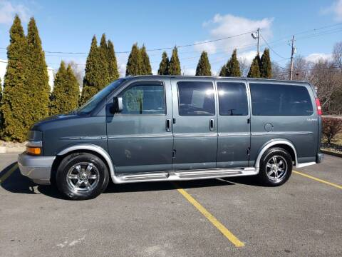 2014 Chevrolet Express Cargo for sale at COLONIAL AUTO SALES in North Lima OH