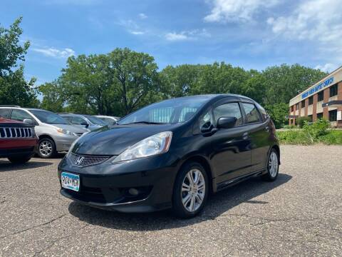 2009 Honda Fit for sale at Family Auto Sales in Maplewood MN