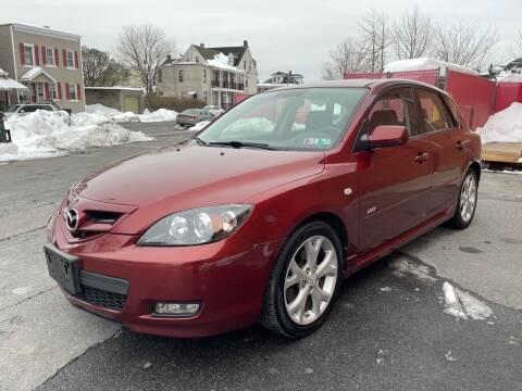 2008 Mazda MAZDA3 for sale at Amicars in Easton PA