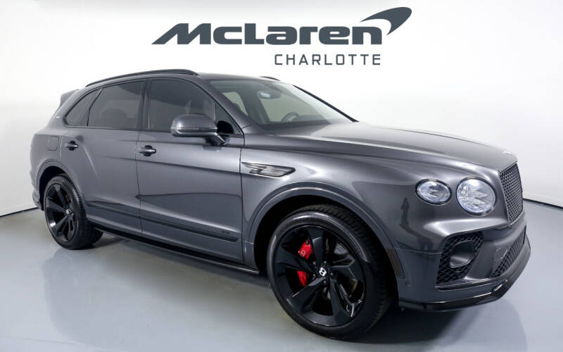 2021 Bentley Bentayga for sale in Charlotte, NC