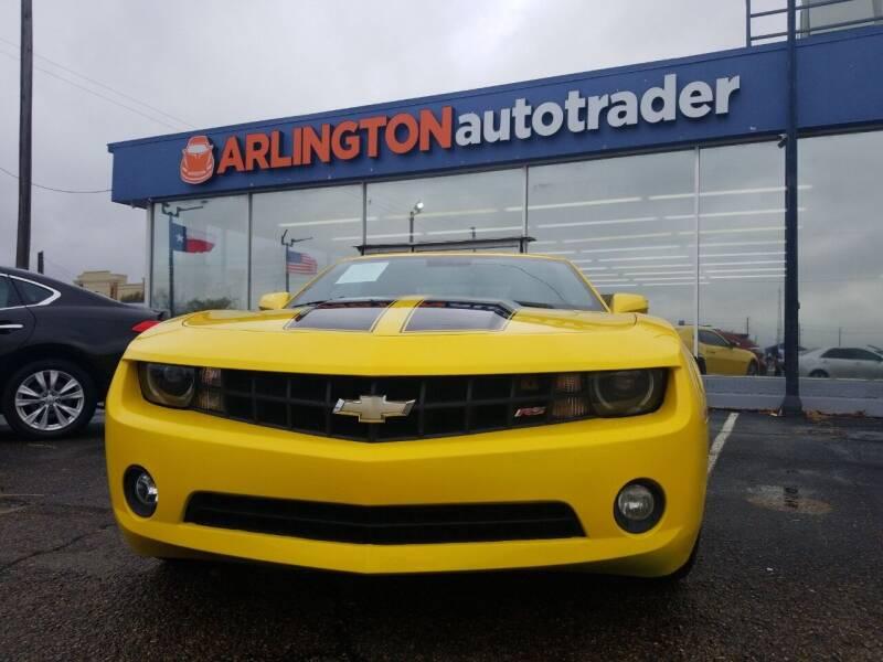 2012 Chevrolet Camaro for sale in Arlington, TX
