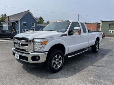 2012 Ford F-350 Super Duty for sale at SCHURMAN MOTOR COMPANY in Lancaster NH