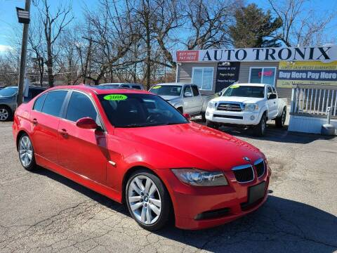 2006 BMW 3 Series for sale at Auto Tronix in Lexington KY