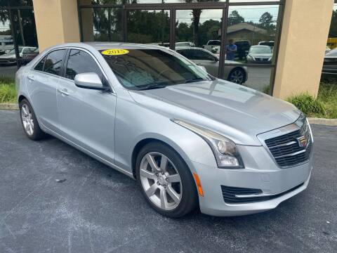 2015 Cadillac ATS for sale at Premier Motorcars Inc in Tallahassee FL