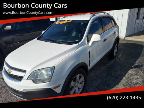 2012 Chevrolet Captiva Sport for sale at Bourbon County Cars in Fort Scott KS