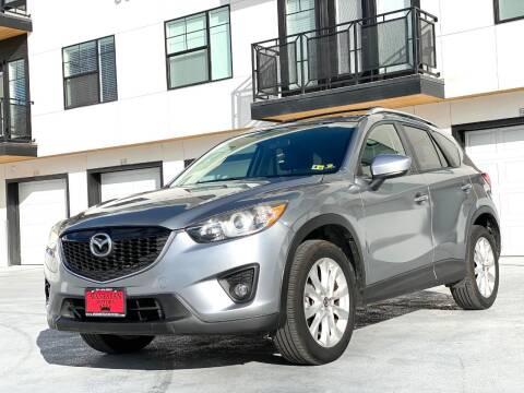 2014 Mazda CX-5 for sale at Avanesyan Motors in Orem UT