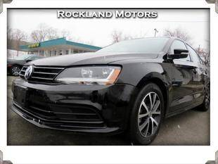 2017 Volkswagen Jetta for sale at Rockland Automall - Rockland Motors in West Nyack NY